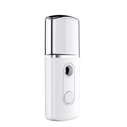 Nano Mist Sprayer Facial Body Nebulizer Steamer Moisturizing Skin Care Mini Gezicht Spray draagbare USB oplaadbare…