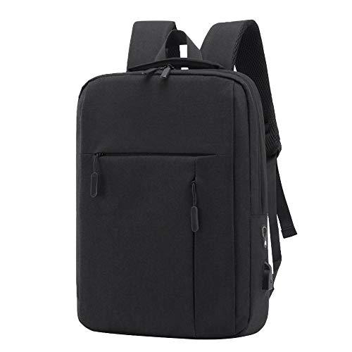 Business Casual laptoptas voor heren, grote capaciteit met USB-functie