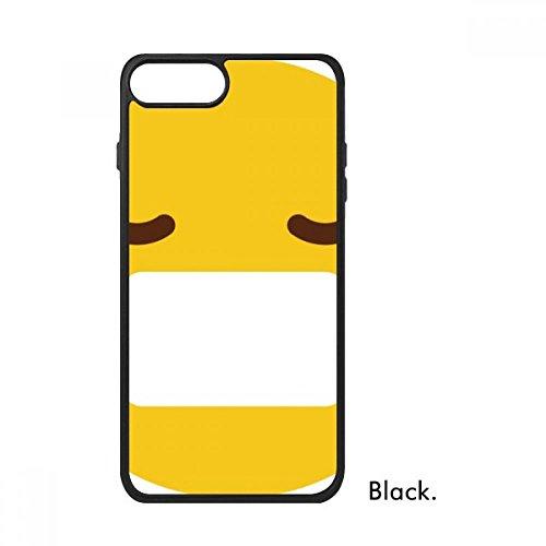Bestchong Ziek Masker Geel Leuke Online Chat Voor iPhone SE 2 nieuw voor Apple 78 Case Cover