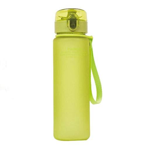 XMYNB Botella 400 Ml 560 Ml Escolar A Prueba De Fugas De Agua, Deporte De Agua, Regalo De Agua, Botella De Regalo De Agua, Excursionismo, Botellas Portátil, Webware