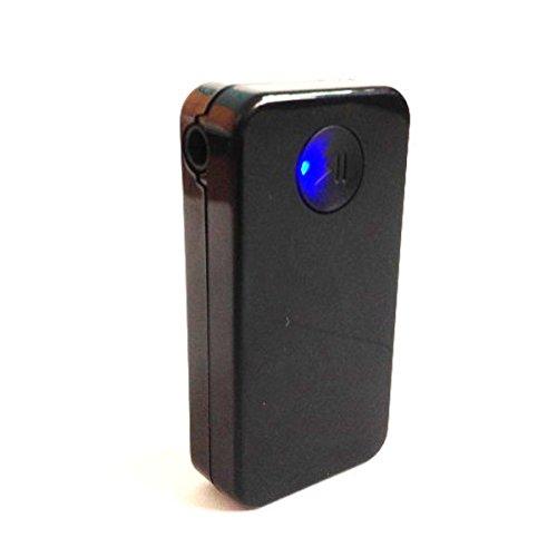 C-FUNN Bt03 Récepteur Bluetooth De Voiture À Recharge Directe Mains Libres Nouveau Modèle-Noir