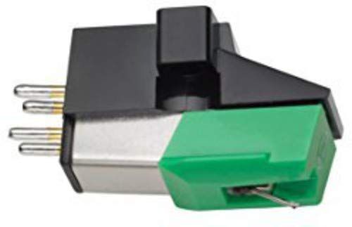 AUDIO-TECHNICA AT 95EB Testina a Magnete Mobile Stilo Ellittico Per Giradischi
