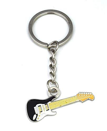 Gemelolandia Llavero Guitarra Electrica | Para Guardar y Tener recogidas las Llaves...