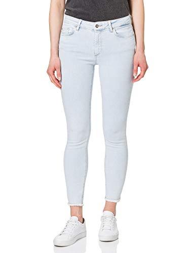 ONLY Female Skinny Fit Jeans ONLBlush Life Ankle M30Light Blue Denim