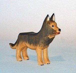 Hirtenhund / Schäferhund von Lotte Sievers-Hahn
