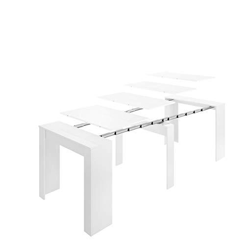 Distrigal Mobelcenter - Mesa de Comedor Consola xtensible Sistema ...