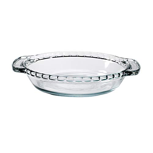 Our #7 Pick is the Anchor Hocking Oven Basics Pie Plate for Pies and Quiches