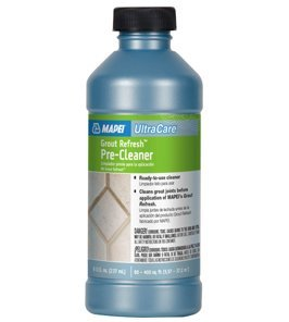 Mapei UltraCare Grout Refresh Pre-Cleaner 8oz.