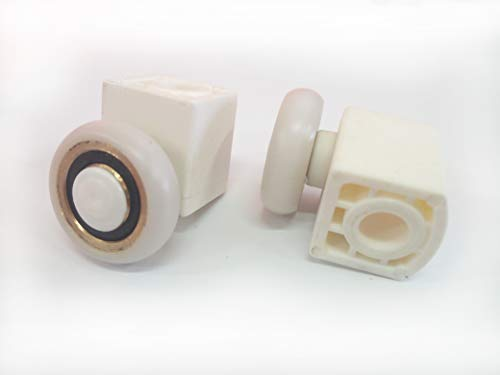 RPB Docce - Ricambio Cuscinetti Box Doccia Kit 2 PEZZI Mod 20x6 TDA