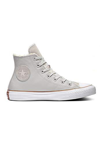 Converse Chucks CTAS HI 166125C Grau, Schuhgröße:41