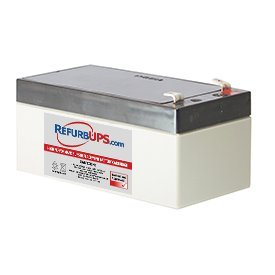 APC Back-UPS ES 350 (BE350R) Compatible Replacement Battery Kit