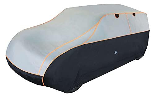 Walser Telone antigrandine per Auto, PERMA Protect SUV, Garage antigrandine Impermeabile e Traspirante, Protezione antigrandine ottimale, Dimensione: S