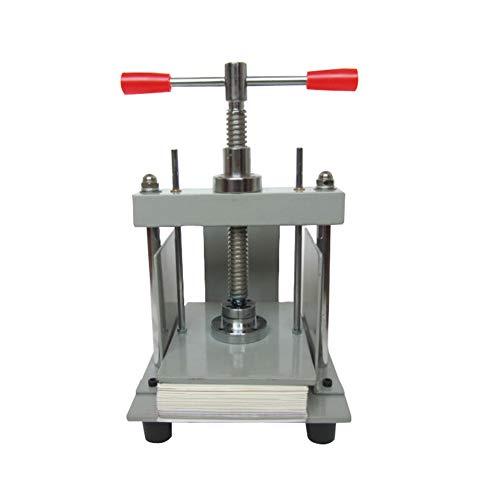 A5 - Herramienta de planchado manual de prensa de papel, herramienta de planchado...