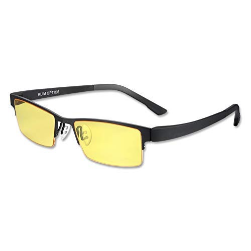 KLIM Optics - Gafas para Ordenador Anti...