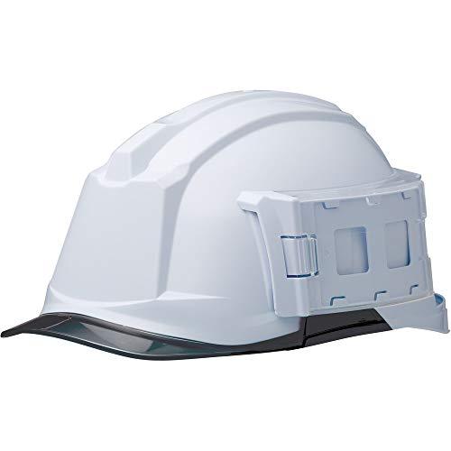 ミドリ安全 ヘルメット 一般作業用 電気作業用 IDケース付 SC-19PCL-ID RA3 αライナー付 ホワイト スモーク