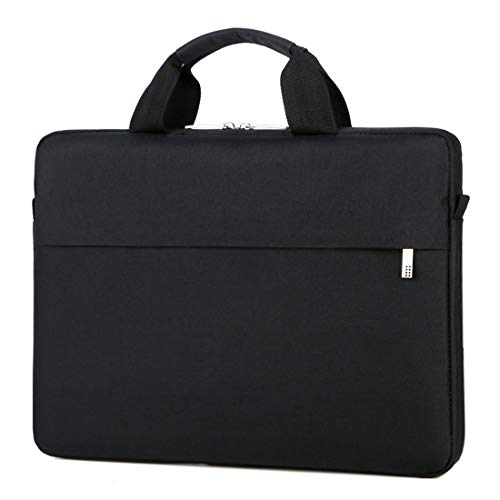 15.6 Inch Laptop Sleeve Case, Portable Laptop Shoulder Bag with Shoulder Strap Compatible with MacBook Pro 16 inch, 15 15.4 15.6 inch Dell Lenovo HP Asus Acer Sony Chromebook