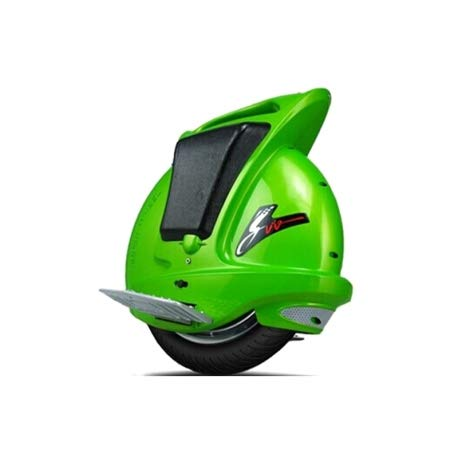 Lanxi Hongda Electrical and Mechanical Co. Monocíclo Eléctrico 16' Modelo Rock 'n' Roll (Verde)