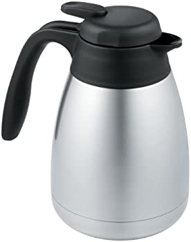 Thermos Vacuum Insulated Stainless Steel Carafe 34-Ounce