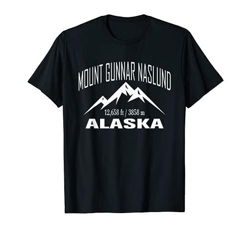 Mount Gunnar NASKA Climbing Summit Club Gift Camiseta