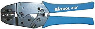 Tool Aid S&G 18900 Professional Ratcheting Terminal Crimper