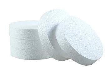 Craft Foam Circle Disc - 12 PC Pack  9  Diameter x 1  H
