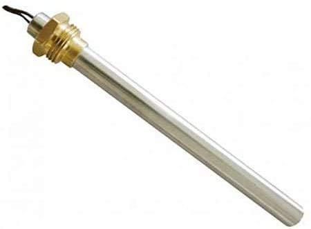 Bujía de encendido para estufa de pellets, resistencia 9,9 x 130 mm, 270 W