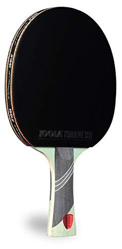 JOOLA Omega Speed – Raquete de tênis de mesa para treinamento avançado com alça rodada – Nível de torneio Ping Pong Paddle com Torrent 33 tênis de mesa emborrachada – Projetado para velocidade