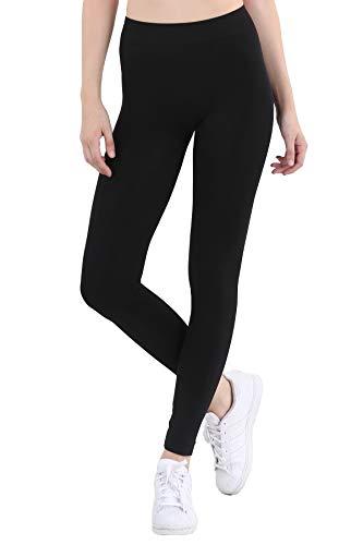 Nikibiki Ankle Length Seamless Smooth Women/'s...