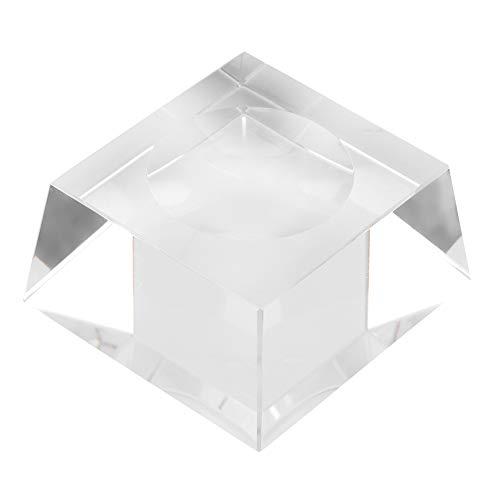 Bola de Cristal Transparente de 8 cm Esfera Transparente de Galaxias con...