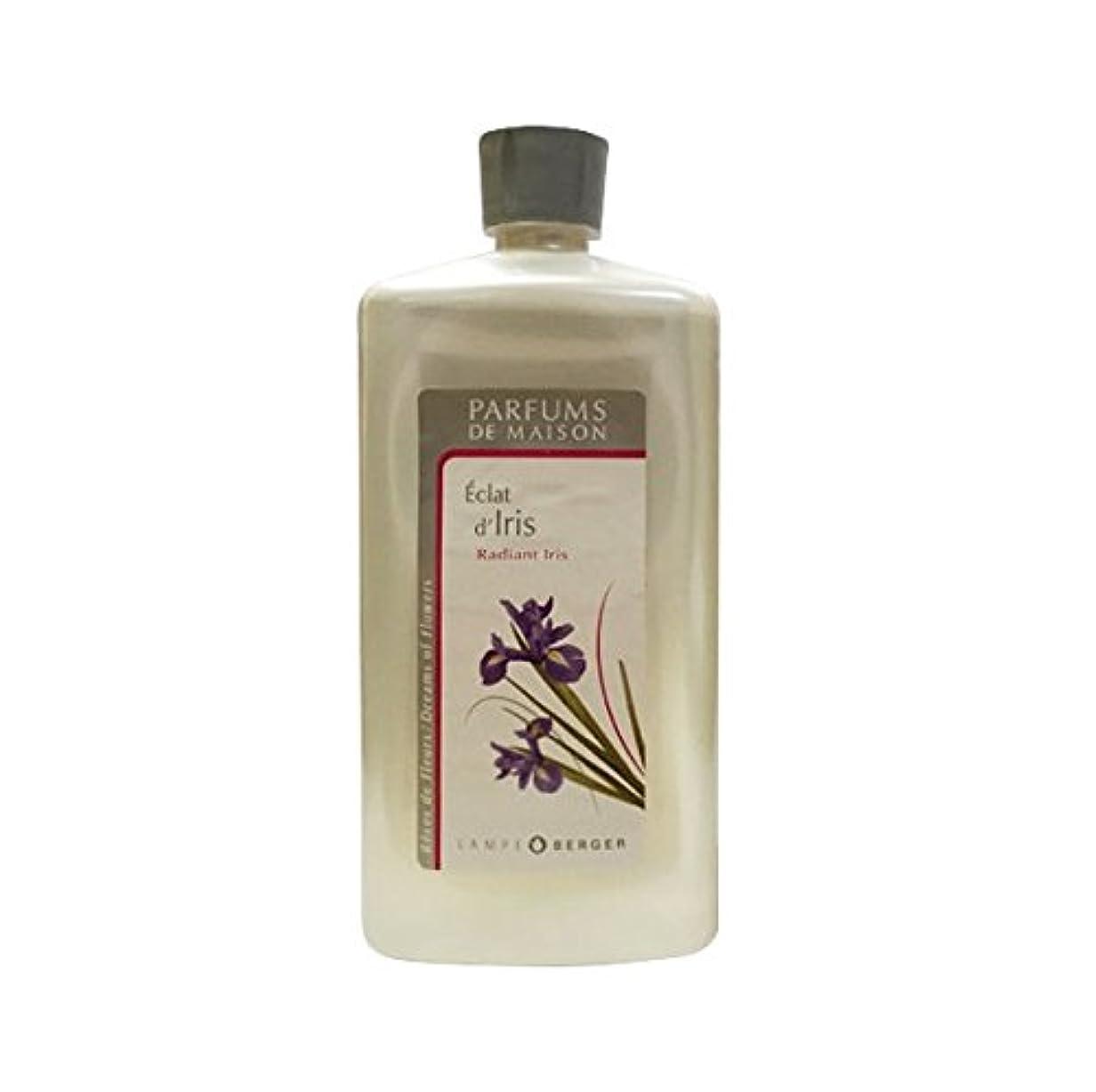 スーツケースマウント近代化ランプベルジェオイル(アイリス)Eclat d'Iris / Radiant Iris
