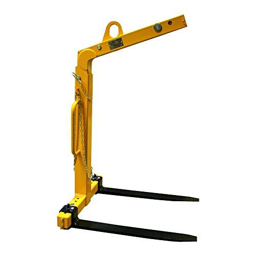 Ladegabel/Palettengabel Traglast 1,5 to, autom. Gewichtsausgleich