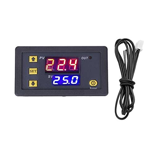 ZRYYD W3230 Controlador de Temperatura de Alta precisión Módulo Digital Módulo de termostato Control de Temperatura Interruptor de Control de Temperatura Micro Tablero de Control