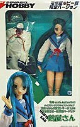 Die Melancholie Serie No.04  Tsuruya-san  Dengekiya Hobby Halle beGrünzte Version