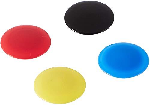 JAKO Reservemagneetbord, meerkleurig, One Size