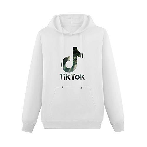 T-ik T-ok - Sudadera con capucha para niños con bolsillos
