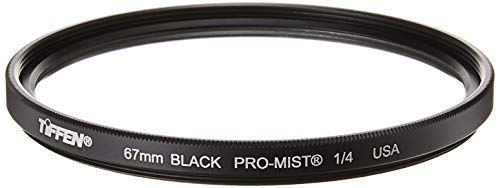 Tiffen Filter 67MM BLACK PRO-MIST 1/4 FILTER