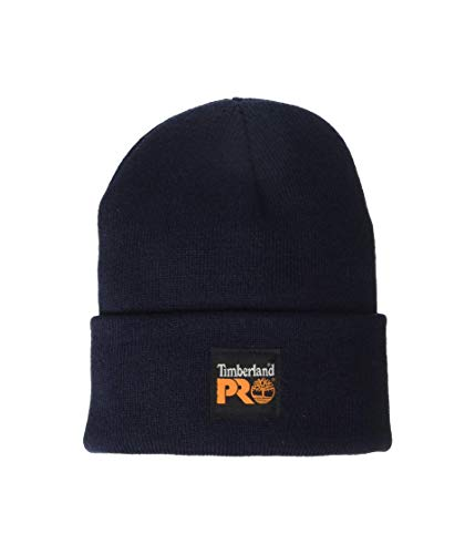 Timberland PRO Men's Watch Cap, Dark Navy, One Size Fits All