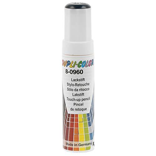 Dupli-Color 598791 Lackstift Auto-Color blau-schwarz 8-0960 12ml, Blue