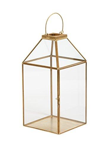 Yankee Candle Celebrate Glass Lantern