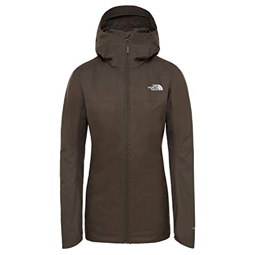 THE NORTH FACE Damen Winterjacke Quest 3Y1J New Taupe Green XL