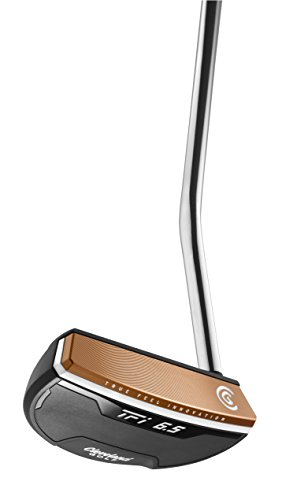 Cleveland Golf Tfi 2135 6.5 Putter, Homme, Rouge/Marron
