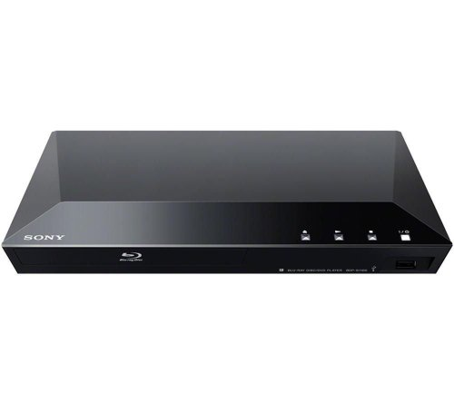 Sony BDP-S1100 Blu-ray Disc Player (Certified Refurbished)