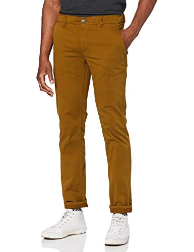 BOSS Herren Schino-slim D Pants, Medium Brown (210), 38W 32L EU