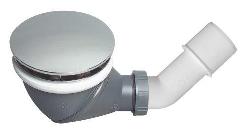 Ablaufgarnitur für Duschwannen 90 mm Siphon Badewanne Duschtasse Duschwanne