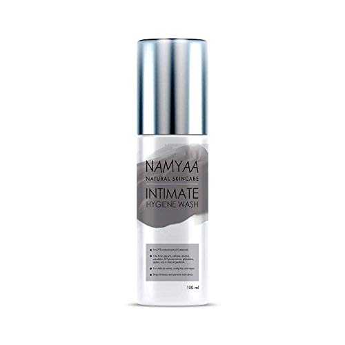 Namyaa Intimate Hygiene Wash For Men/Women With Tea Tree Extracts - 100 ml