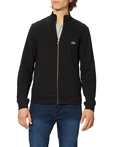 Lacoste SH2178 Sweatshirt, Noir, XS Homme
