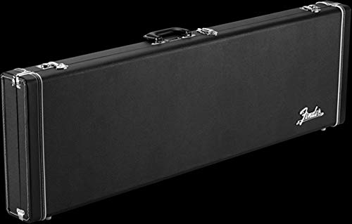 Fender 996166306 Classic Series Bass Wood Case - Jazz Bass/Precision Bass -...