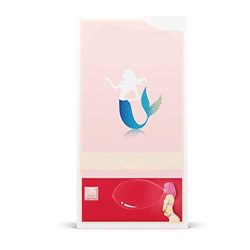 Ultra-Thin Hyaluronzuur Condoom met dubbel smeerolie om de huid te beschermen tegen beschadiging en effectief verlengen Sexual Life