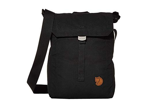 Fjallraven Foldsack No. 3 Bag, Black, OneSize