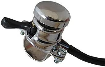 Moto Universelle D/émarreur Phare Clignotant Interrupteur Marche//arr/êt Bouton Poussoir 22mm 7 // 8inch BiuZi Commutateur de Guidon